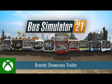Bus Simulator 21   Brands Showcase Trailer