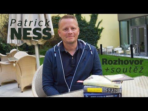 Patrick Ness: Rozhovor pro Martinus