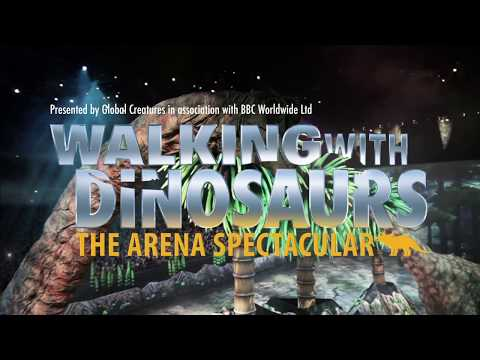 Walking With Dinosaurs - The Arena Spectacular - 2018