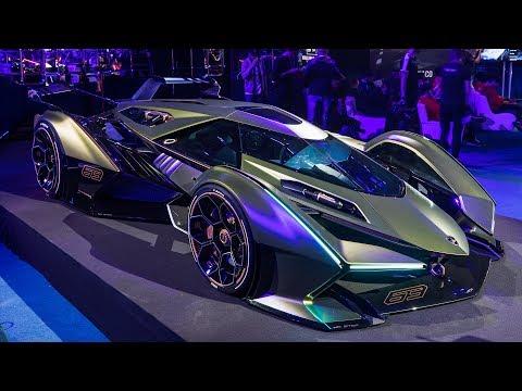 Lamborghini V12 Vision Gran Turismo: Una Concept FOLLE!