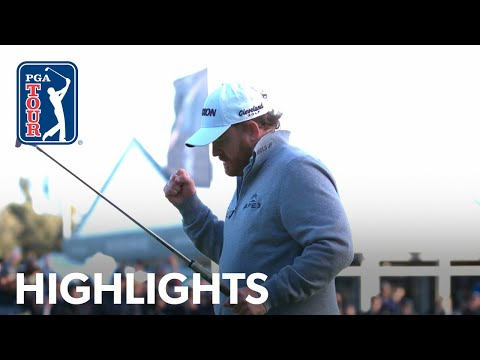 J.B. Holmes highlights | Round 4 | Genesis Open 2019