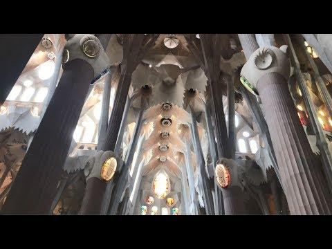 Antoni Gaudí's Church of the Sacred Family