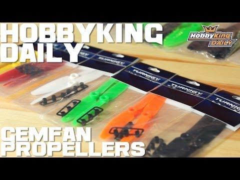 HobbyKing Daily -  GemFan Propellers - UCkNMDHVq-_6aJEh2uRBbRmw