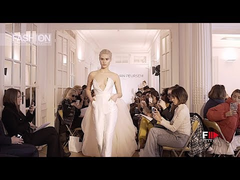 TONY WARD Haute Couture Spring 2019 Paris - Fashion Channel
