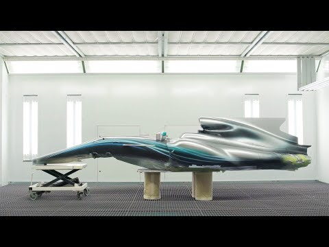 SNEAK PEEK: 2018 Mercedes F1 Livery Revealed!