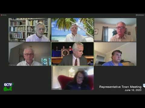 Representative Town Meeting, June 8, 2020