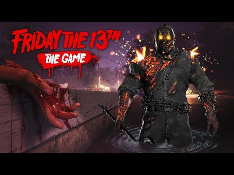 UNSTOPPABLE JASON!! (Friday the 13th Game) - UC2wKfjlioOCLP4xQMOWNcgg