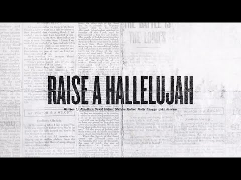 Raise A Hallelujah (Offical Lyric Video) - Bethel Music  VICTORY
