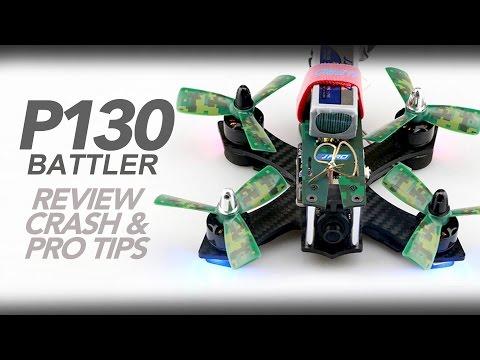 JJPRO P130 BATTLER Fpv Mini Quad - Review & Flight Test - UCvW8JzztV3k3W8tohjSNRlw