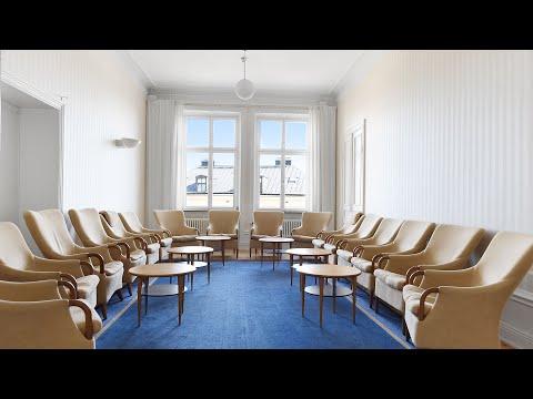 Utsikten på Ersta konferens & hotell– fåtöljer