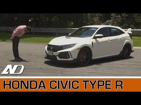 Honda Civic Type R - El mejor tracción delantera que hay