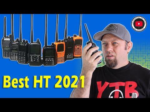 Best Handheld Ham Radio 2021 | Best Ham Radio for Beginners - WATCH THIS!