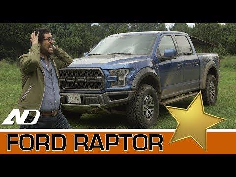 """Ford Lobo (F150) Raptor ?? - El auto más """"Badass"""" que he manejado"""