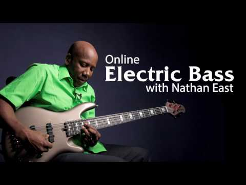 Electric Bass Lessos with Nathan East - Promo