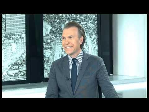 Βασίλης Λεβέντης στην TRT με τον Σωτήρη Πολύζο (22-3-2019)