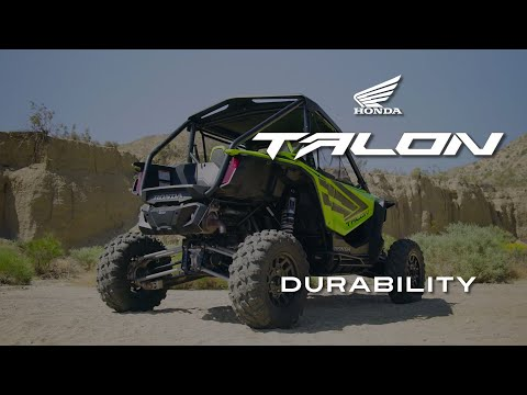 2019 Honda Talon - Durability (Sponsored)