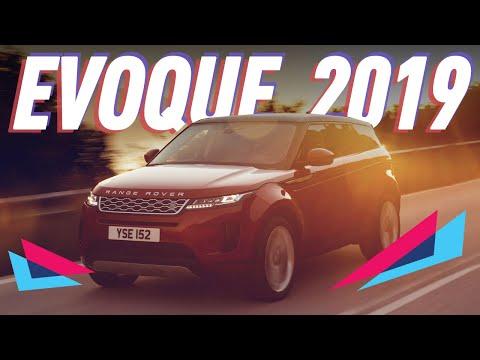 Новый Эвок/Range Rover Evoque 2019/Первый тест/Как отдыхают богачи/Эксклюзив - UCQeaXcwLUDeRoNVThZXLkmw