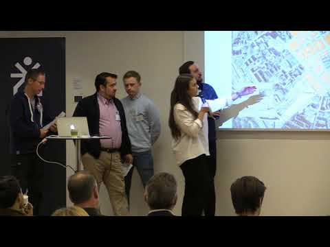 Sweco Social Sustainability Hackathon - Presentations and finale