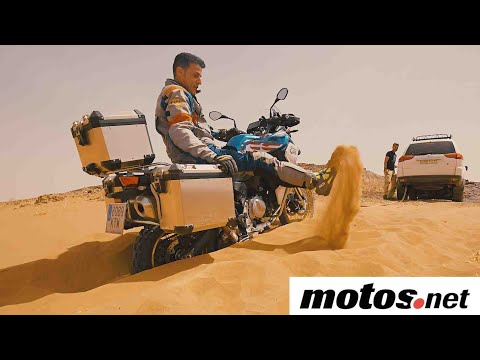 BMW F 850 GS Adventure | 1º parte/ Prueba / Test / Preview en español