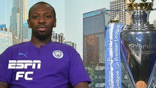 Shaun Wright-Phillips talks Champions League, Gabriel Jesus and Raheem Sterling | Manchester City