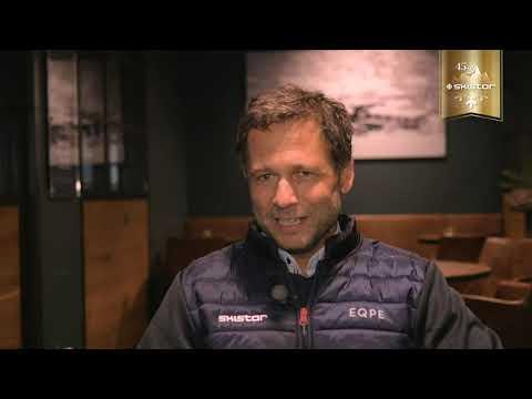 Intervju med Helge Bonden om Trysils historie - SkiStar 45 år