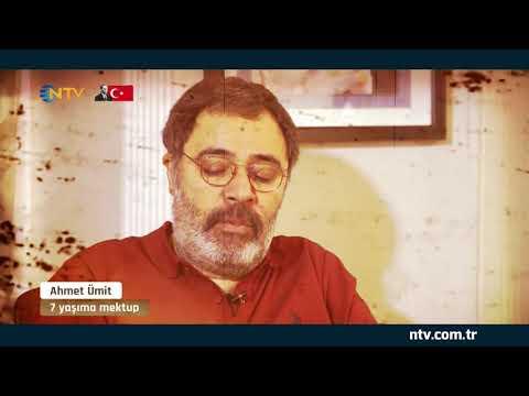 NTV   Çocukluğuma Mektup (Ahmet Ümit)