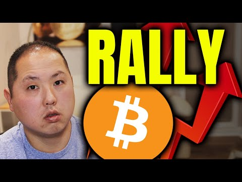 3 REASONS FOR THE BITCOIN RALLY!!!