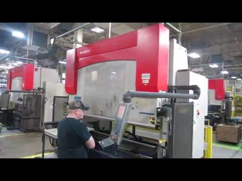 Bystronic PR150 IPC CNC Press Brake For Sale at Machinesused.com