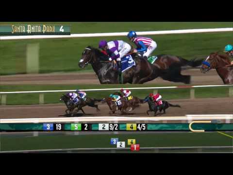 San Vicente Stakes (Gr. II) - February 12, 2017