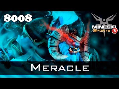 Meracle Spirit Breaker - 8008 MMR Ranked Dota 2