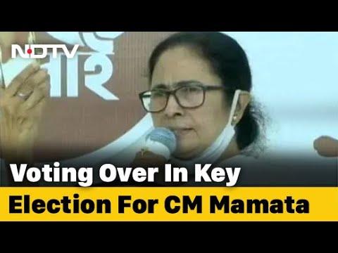 In Must-Win Poll For Mamata Banerjee, Voting Held At Kolkata's Bhabanipur