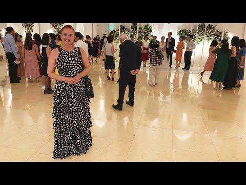 КРАСИВАЯ Вьетнамская СВАДЬБА! мое платье от Tahari ASL. СВАДЬБА ДОЧЕРИ НАШИХ ДРУЗЕЙ #ЛюдаИзиКукВлог