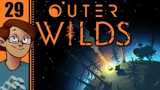 Let's Play Outer Wilds Part 29 - Puzzles + Time Limits = Stress