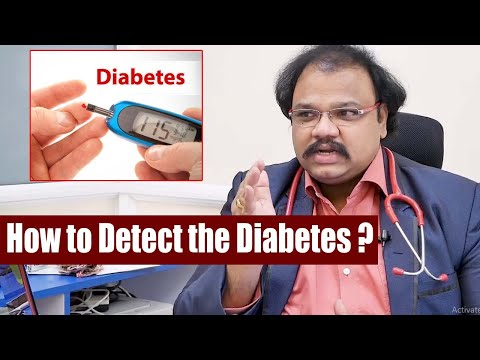 Doctor Prabhu Kumar about How to Detect the Diabetes | Orange Health