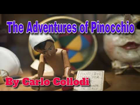 THE ADVENTURES OF PINOCCHIO -By Carlo Collodi