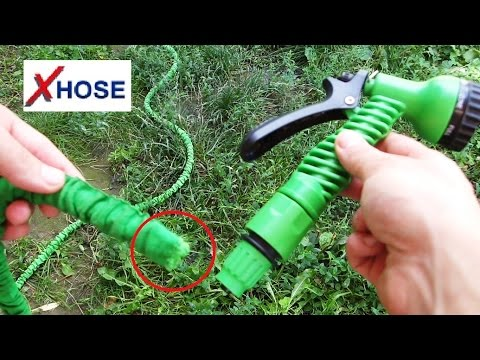Ремонт растягивающегося шланга XHose (Magic Hose) - UC0GHsTluYDo9dNkCHRCkXXA