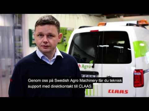 Exklusiva på CLAAS service: Direktkontakt med CLAAS support