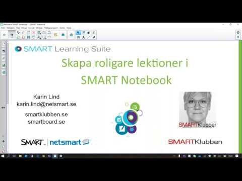 Variera dina SMART Notebook-lektioner - vi visar våra bästa tips!
