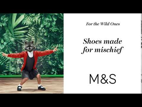 marksandspencer.com & Marks and Spencer Voucher Code video: M&S | For The Wild Ones