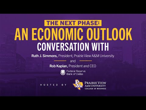 The Next Phase: An Economic Outlook Conversation