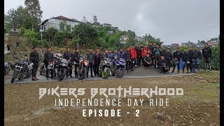 INDEPENDENCE DAY RIDE EP. 2 | Seling to Ruallung