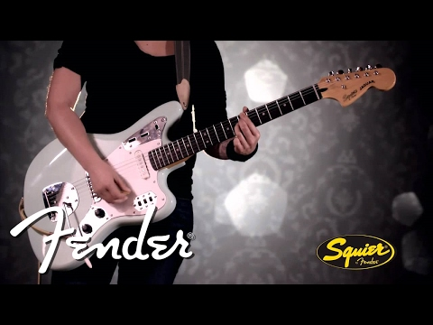 Squier Vintage Modified Jaguar Demo
