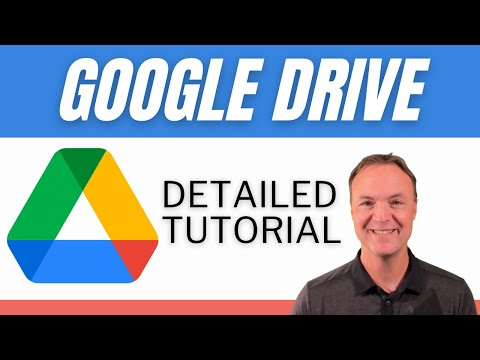 How to use Google Drive Tutorial  Detailed Tutorial