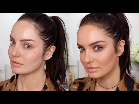 Radiant Summer Makeup with Glowing Skin & Eyes! \ Chloe Morello