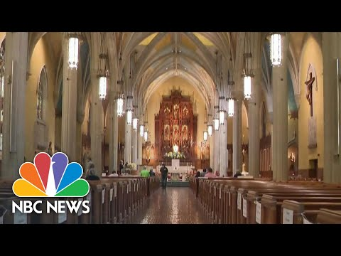 Coronavirus: Some Houses Of Worship Fight To Reopen Doors | NBC Nightly News