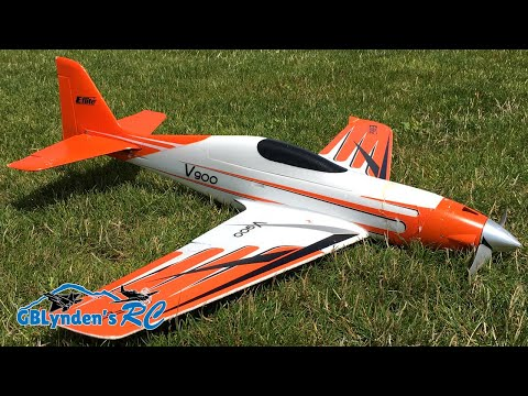 E-flite V900 Crash Redemption Flight With Bill - UCJ5YzMVKEcFBUk1llIAqK3A