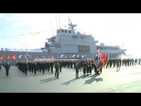 2019 네이비위크 하이라이트 - 제74주년 해군 창설기념식