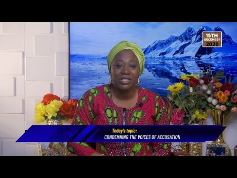 Dr Becky Paul-Enenche - SEEDS OF DESTINY  TUESDAY DECEMBER 15, 2020