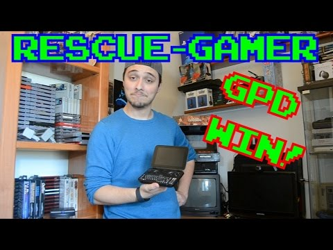 Rescue-Gamer: GPD WIN