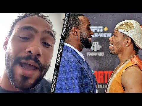 """KEITH THURMAN BREAKS DOWN CRAWFORD VS PORTER; SAYS PORTER """"CANT GET THE REAL KINGS OUT OF THERE"""""""